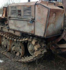 Трелевочный трактор ТЛТ-100А-12