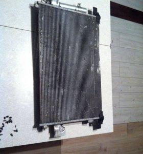Радиоатор митсубиши лансер 2005 г