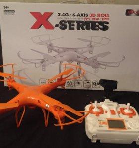 Квадрокоптер Mjx R/C x-series 2.4G; 6·axis 3D roll