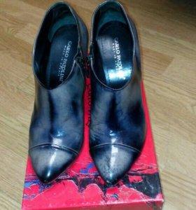 Ботинки карло пазолини