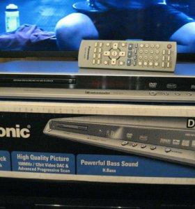 DVD- плеер PANASONIC dvd-s42.