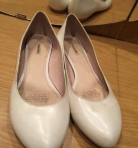 Свадебные туфли mascotte 38р-р