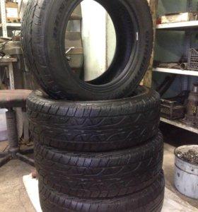 Резина Dunlop Grandtrek AT3 215/65/16