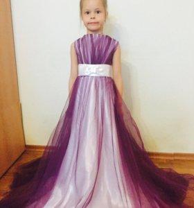 Новое детское платье !!!