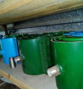 Седелка водопроводная