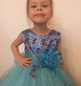 Новое детское платья !!!! Для выпускного балла 👏