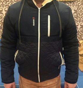Куртка мужская Reebok