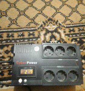 ИБП CyberPower Br650ELCD-RU