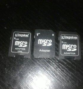 Adapter micro sd
