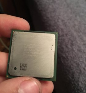 Процессор intel pentium 4 2.5 ghz