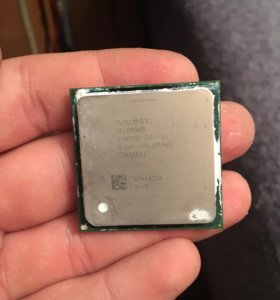 Процессор intel celeron 2.4 ghz