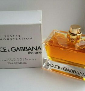 Dolce and Gabbana The One Тестер