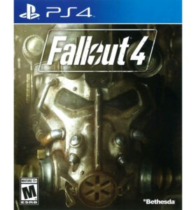 Fallout 4. PS4