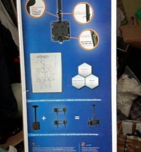 Кронштейн для 2 теле-ров LCD-LED плазменных теле