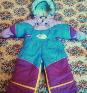 Детский Комбинезон трансформер.