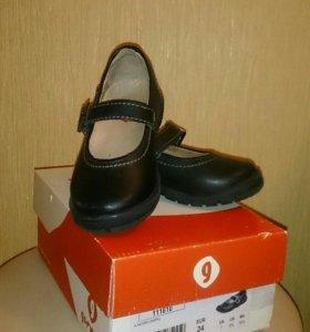 Туфли для девочки garvolin