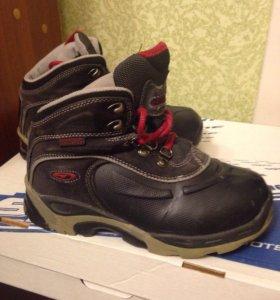 Ботинки зимние 24 см по подошве