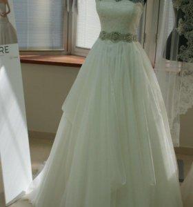 Свадебное платье. Rosa Clara. Оригинал.