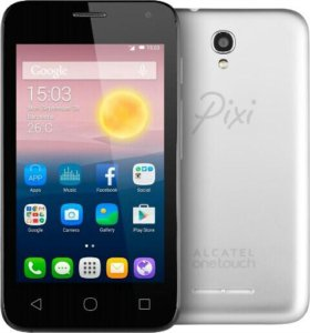Обменяю на iPhone 4 alcatel one touch pixi first