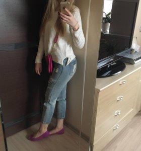 Hm Zara LINDEX джинсы кофта