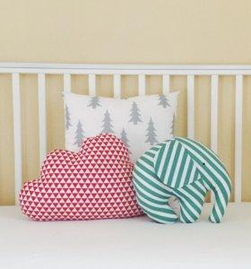 Наборы детских интерьерных подушек