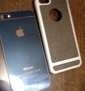 Айфон 5    память 64