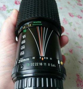 SMC pentax-A 70-210mm f/4