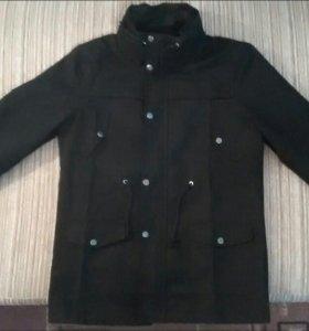 Ветровка-пальто