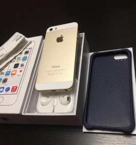 Продам iPhone 5S 64 gb Gold