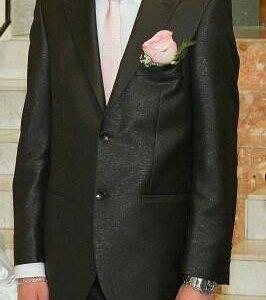 Костюм пиджак и брюки Пеплос