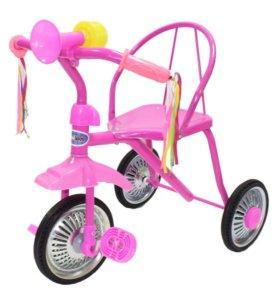 Велосипед детский новый