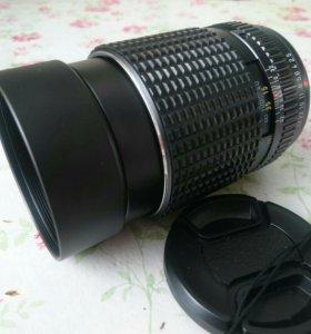 Pentax smc 135mm f/2.5 шедевратор