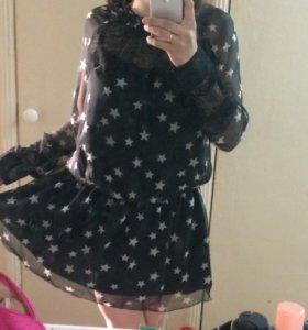 Лёгкое платье D&G