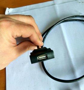 Шкода октавия USB порт
