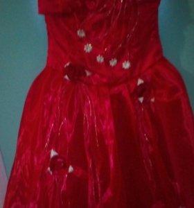 Праздничное платье д/д