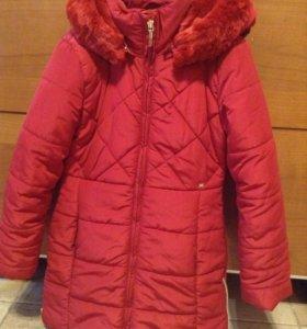 Пальто Mayoral еврозима 134-142 см