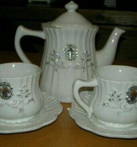 Сервиз чайный на 2 персоны, Lefard