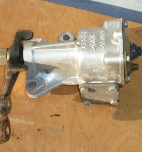 Картер рулевого механизма