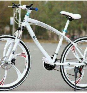 Велосипеды на литых дисках горные
