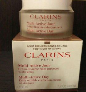 Крем Clarins Multi-Activ Night & Day