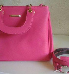 Новые сумочка и ремень