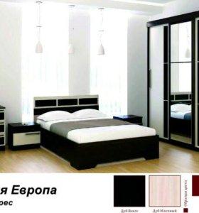 Спальня Европа