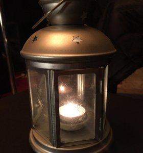 Фонарь для свечи
