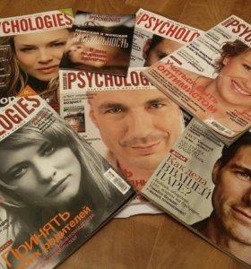 Журналы Psyholigies Психология