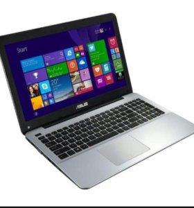 Продам ноутбук asus x555d