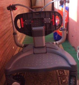 Подставка для коляски.