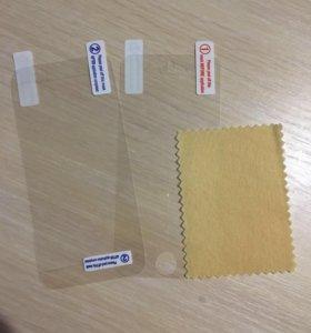 Защитная плёнка IPhone 5-5s-SE перед-зад
