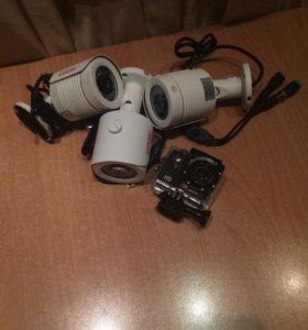 Продаю камеры carcam