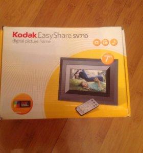цифровая фоторамка KodakEasyShare sv710