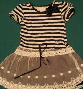 Платье колабер